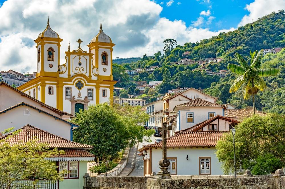 Centre historique d'Ouro Preto