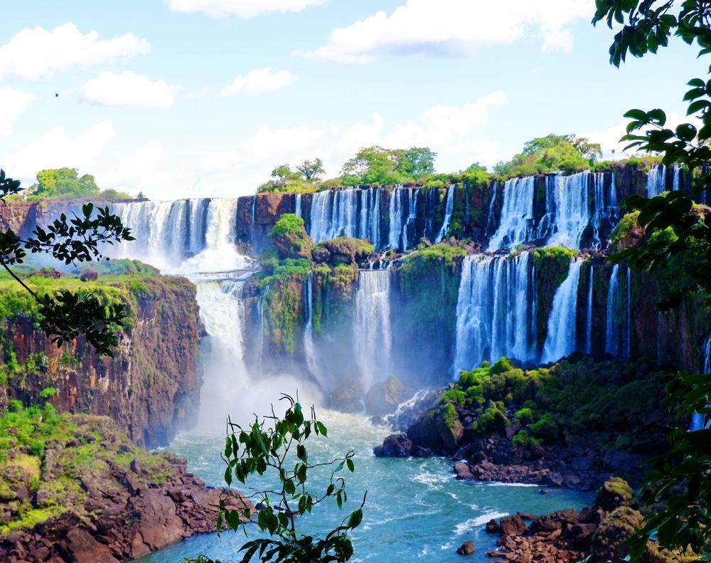 Chutes d'Iguazú, côté brésil