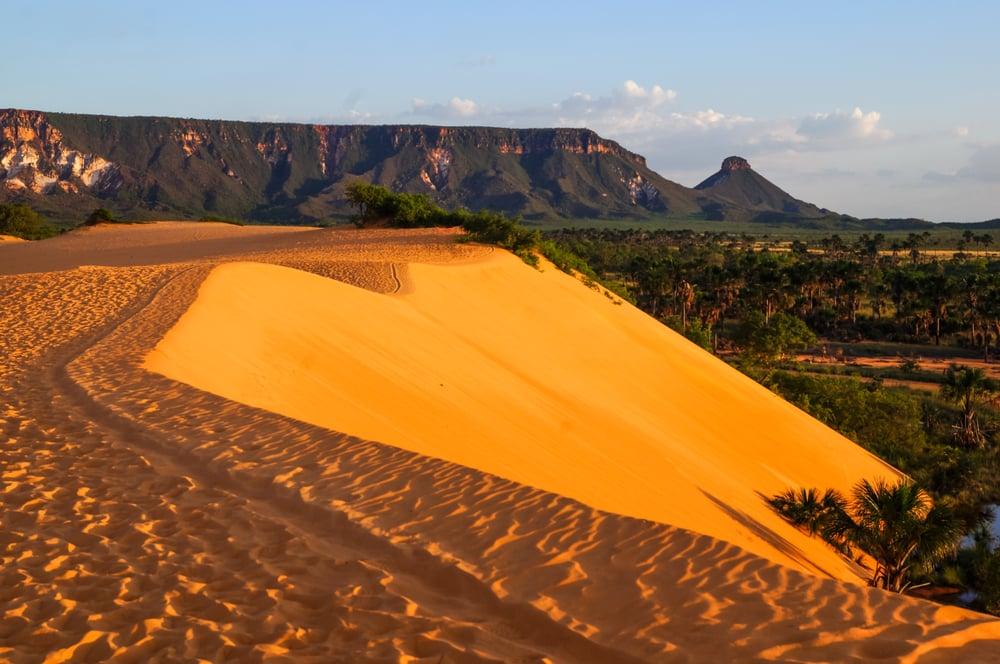 Dunes dans le parc de Jalapão, Tocantins - NiarKrad