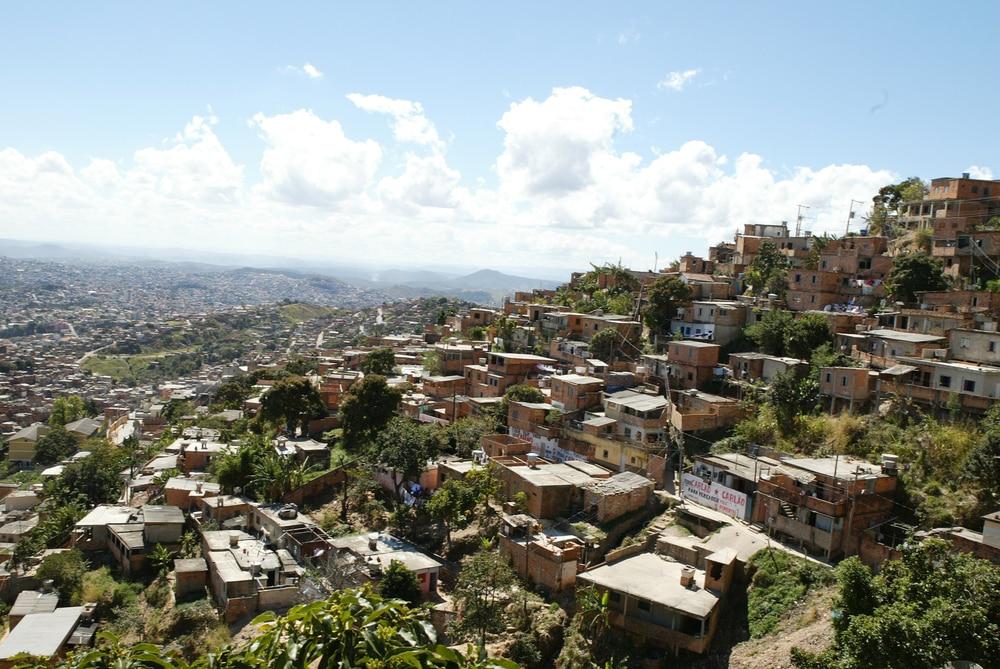 photos brésil - Favelas Belo Horizonte