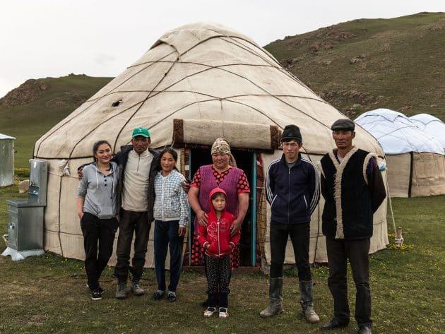 Deux semaines au Kirghizistan