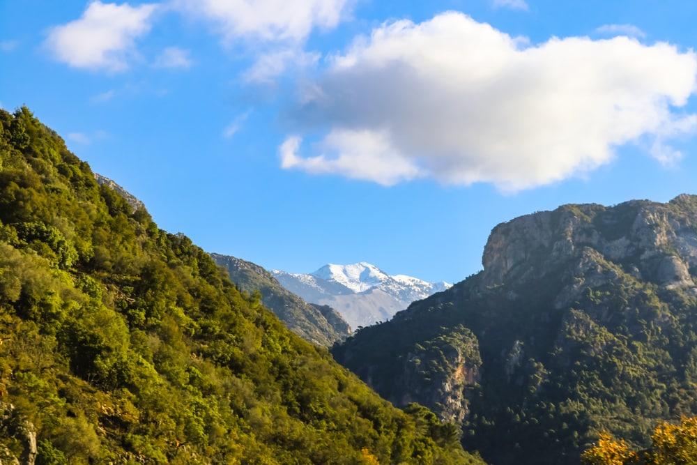 Promenade sur le Mont Taygète