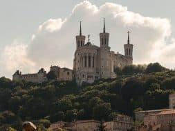 Notre Dame de Fourvière Basilica Lyon France