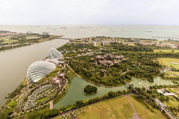 Comment visiter Singapour avec un petit budget ?