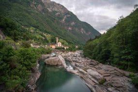 Tessin Vallée Verzasca Lavertezzo