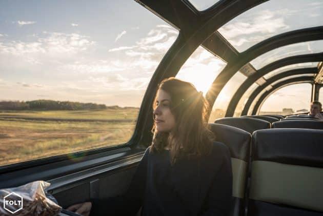 Traversée du Canada en train avec Via Rail
