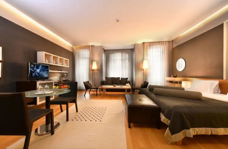 Superior Suite in the Heart of the City Airbnb istanbul