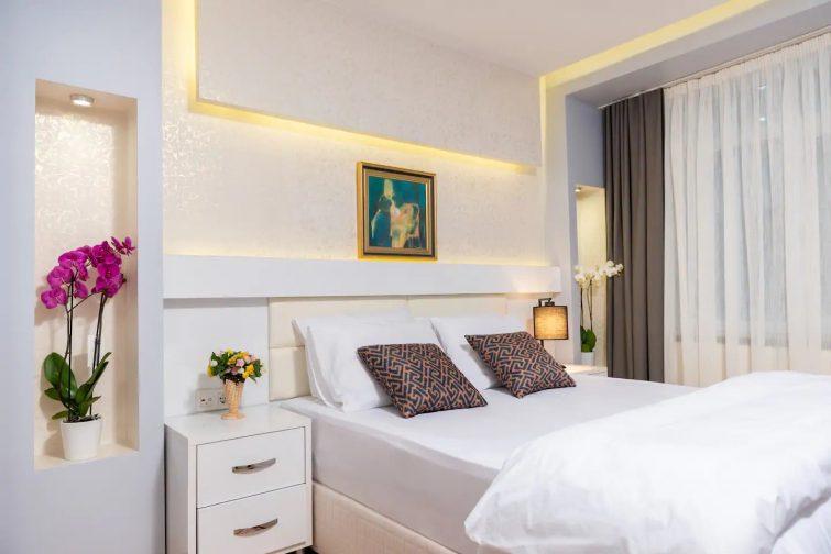 deniz palace apartment in sultanahmet Airbnb Istanbul