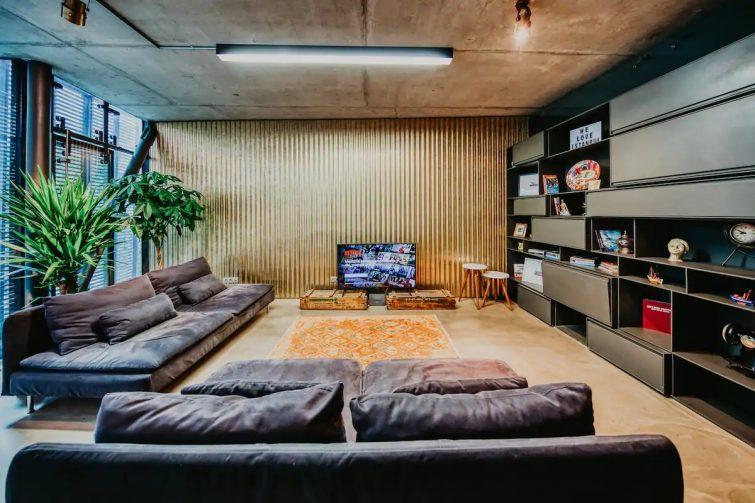 Luxurios, high-end, high-tech Loft in Galata Airbnb Istanbul