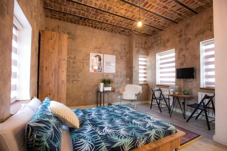 Well Designed Studio Apartment in BEYOGLU Airbnb Istanbul