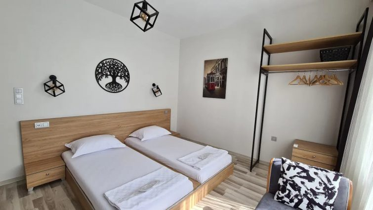 Studio in Old City Center - Orange 1st Floor Airbnb Istanbul