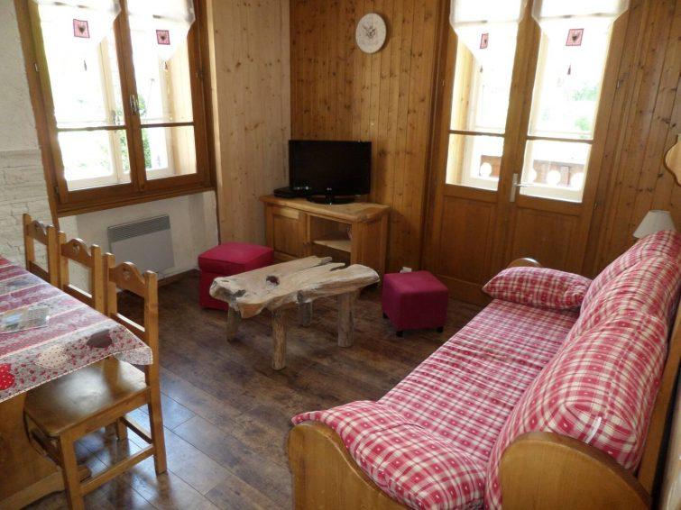 Appartement « Longchamps » 6 pers 45 m² à Samoëns