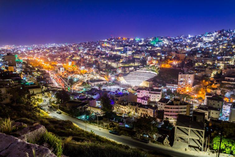Sortir la nuit à Amman