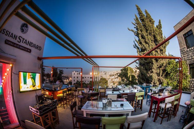 Aller boire un verre au Sekrab Pub à Amman