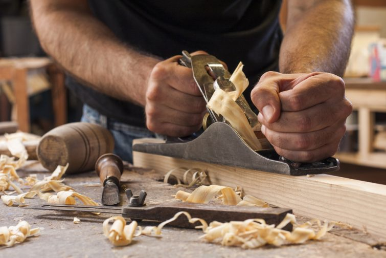 Atelier à Bordeaux travail du bois