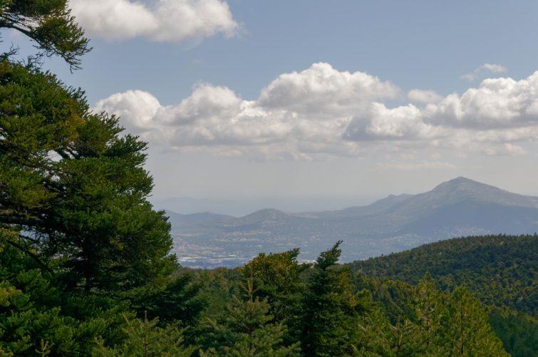 Excursion au Mont Parnitha vers Athènes
