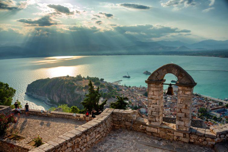 Visiter Nauplie proche d'Athènes