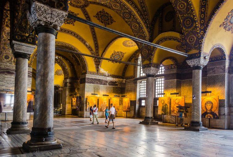 Galerie des Tribunes Istanbul