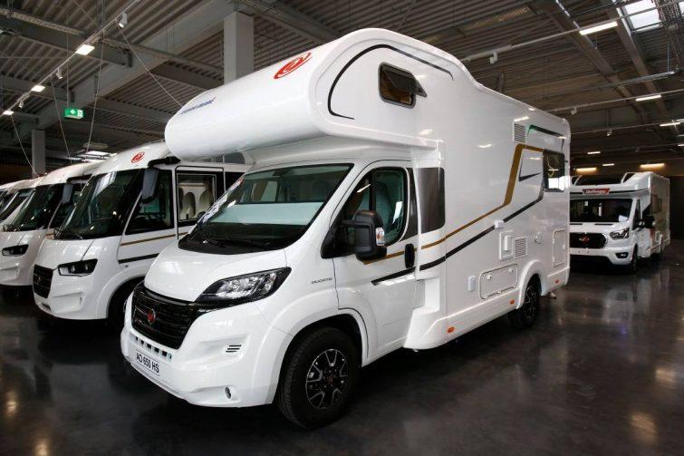 Le Monde du Camping-Car capucine