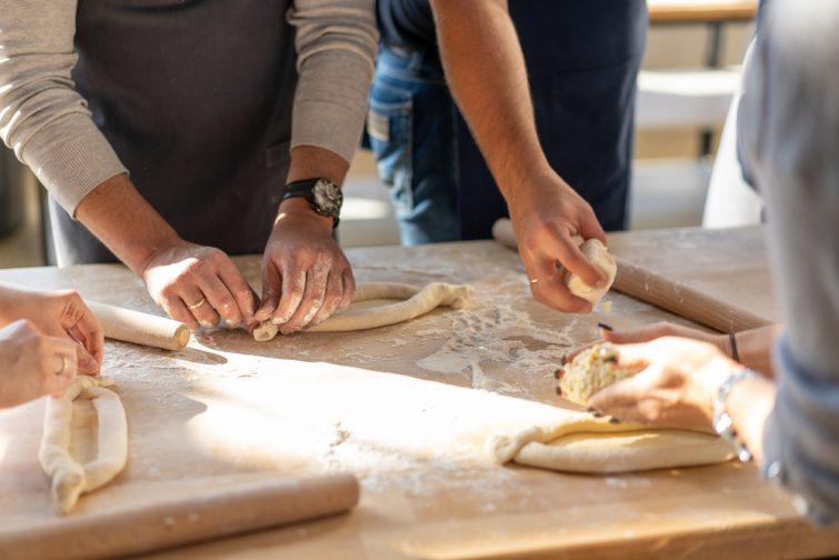 Cours de boulangerie