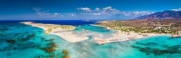 Location de bateau en Crète : idées d'itinéraires