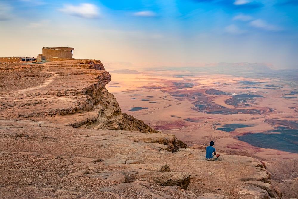 Balade dans le désert de Néguev