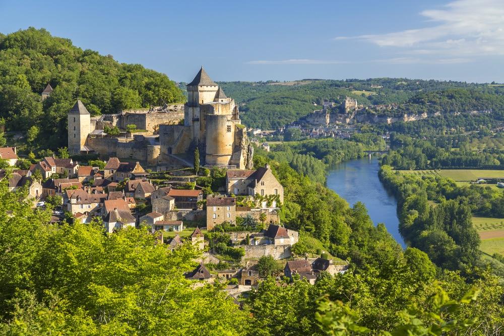 Dordogne itinéraire en camping-car en France