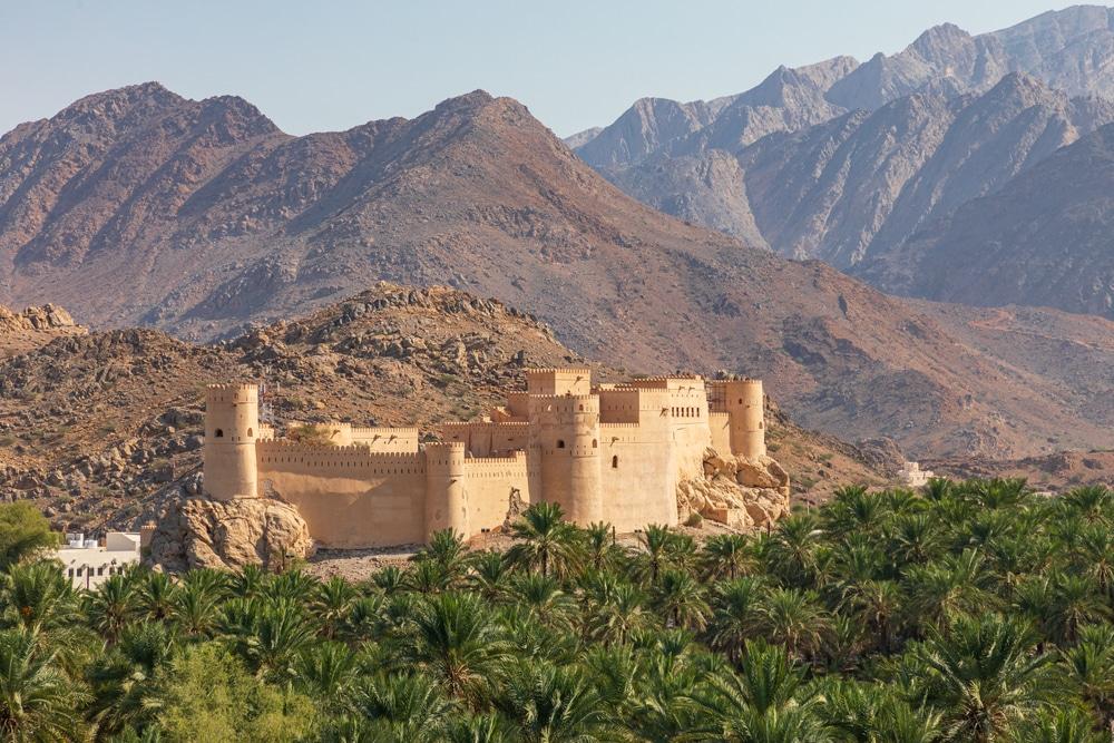 fort-de-Nakhal-oman
