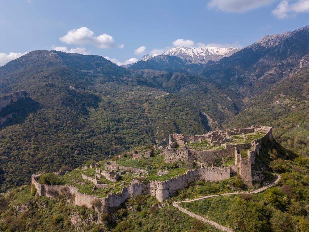 forteresse de Villehardouin