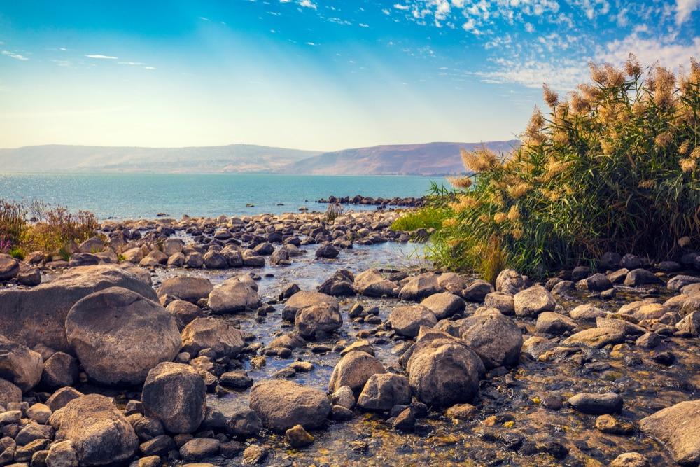 Aller dans la région de Galilée