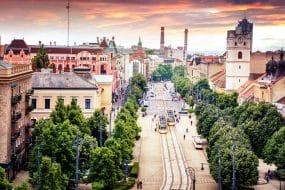 Guide voyage Debrecen