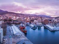 Guide voyage Hobart