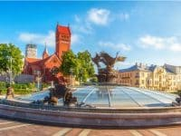 Guide voyage Minsk