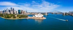 Guide voyage Sydney