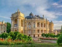 Guide voyage Odessa