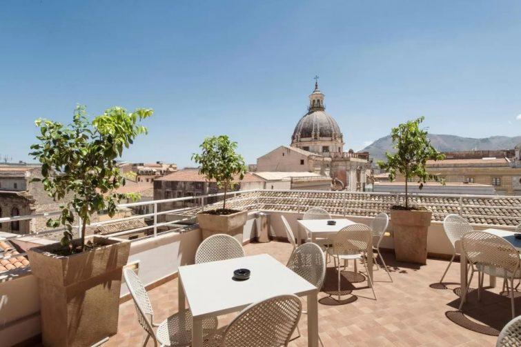 Hotel Palermo Quattro Canti
