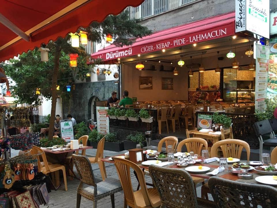 Manger au Bitlisli