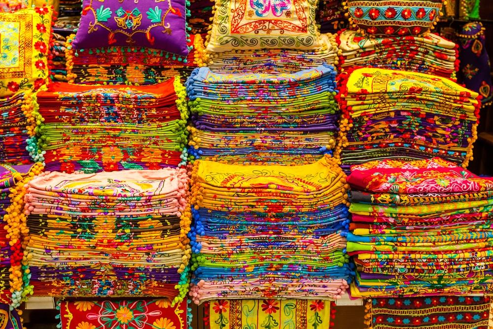Le quartier du textile