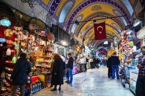 Visiter le Grand Bazar à Istanbul