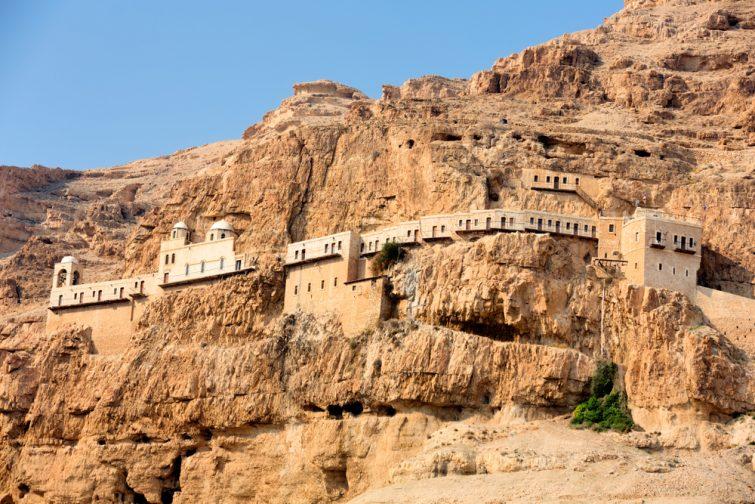 jericho-monastere