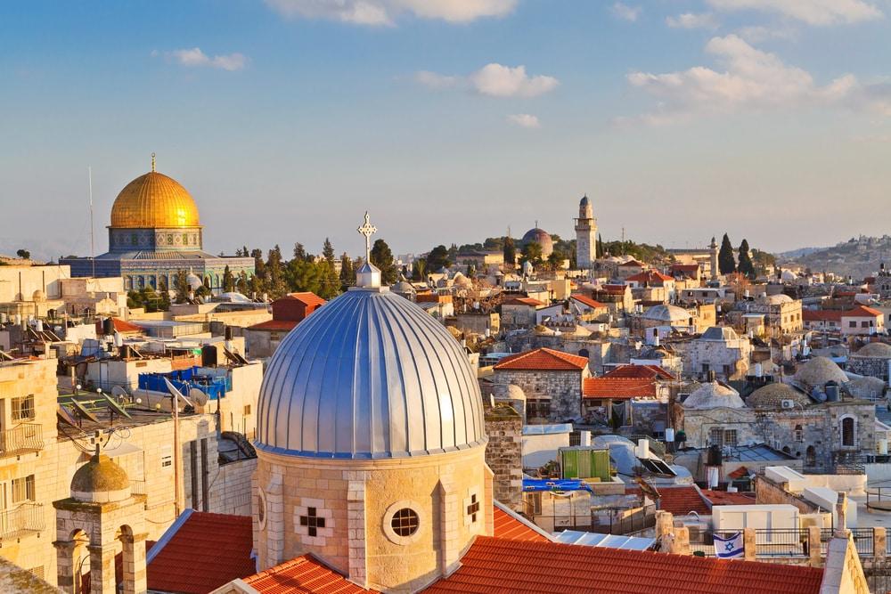 Visiter Jérusalem en Israël
