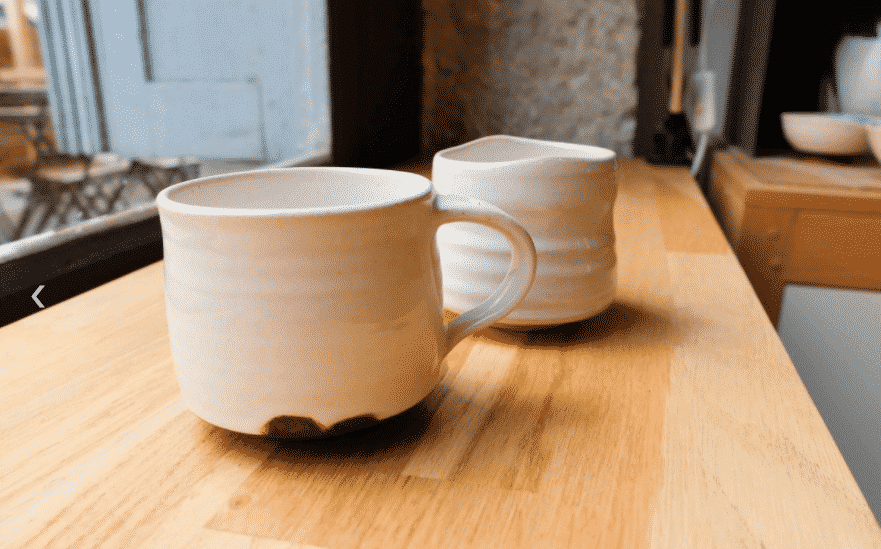 Atelier céramique avec Luisa