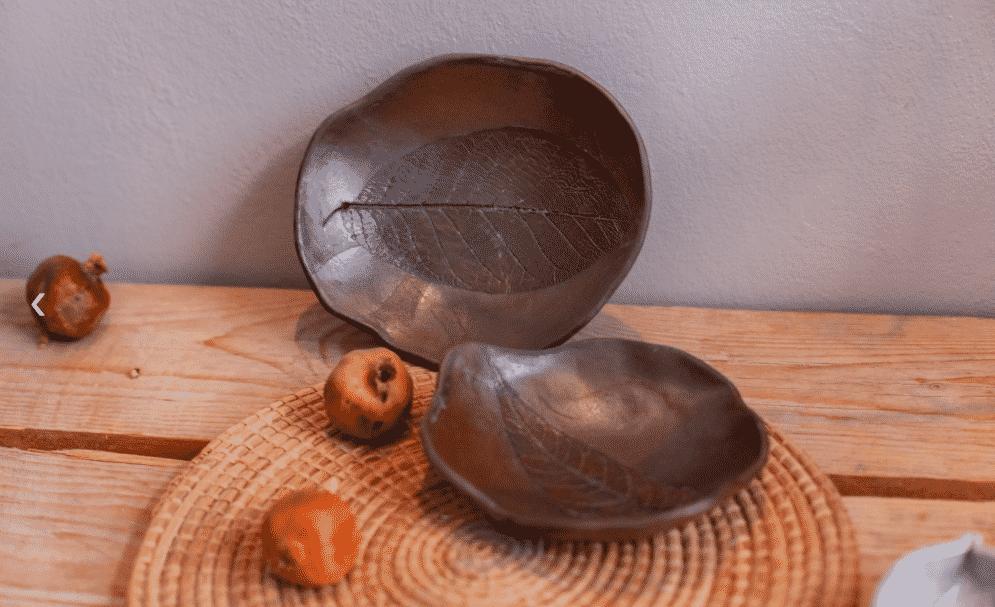Atelier céramique avec Vida
