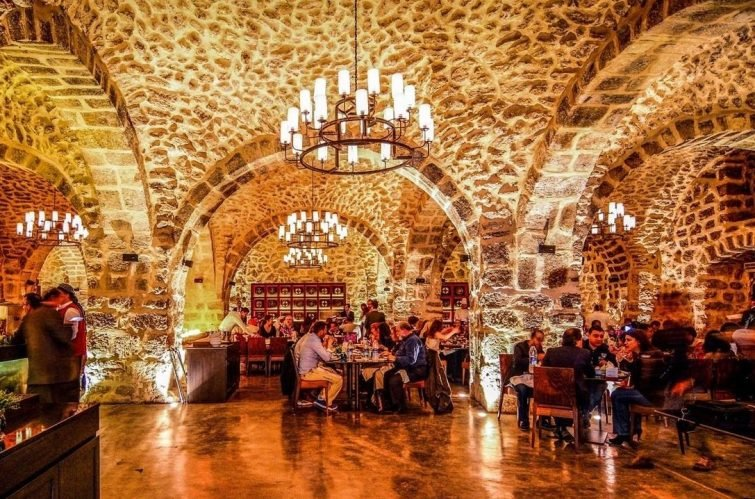 مطعم كان زمان Kan Zamaan Restaurant Manger à Amman