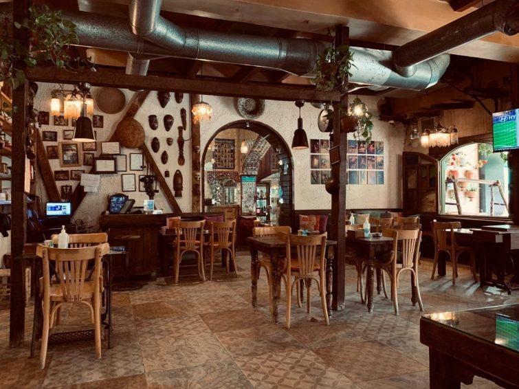 ركوة عرب Rakwet Arab Café