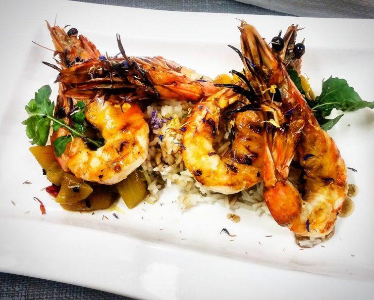 Kerasma Restaurant manger à Rhodes
