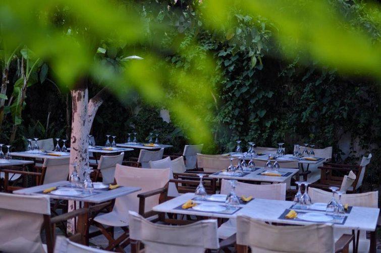 Marco Polo Palace / Εστιατόριο φαγητού στη Ρόδο