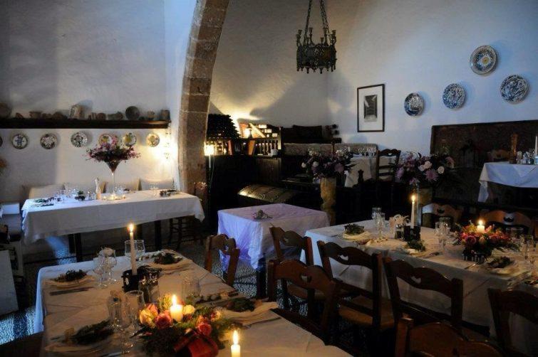 Εστιατόριο Arontico