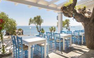 Stefano's Restaurant Kiotari