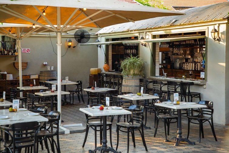 Vicky Cristina restaurant